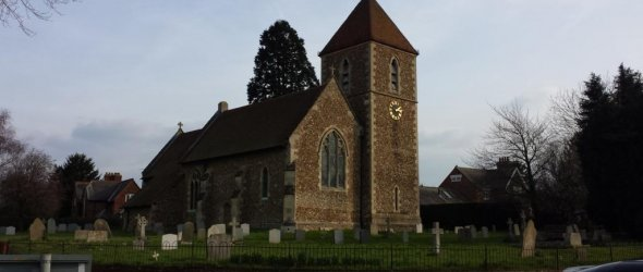 St Peter's Church, Holwell
